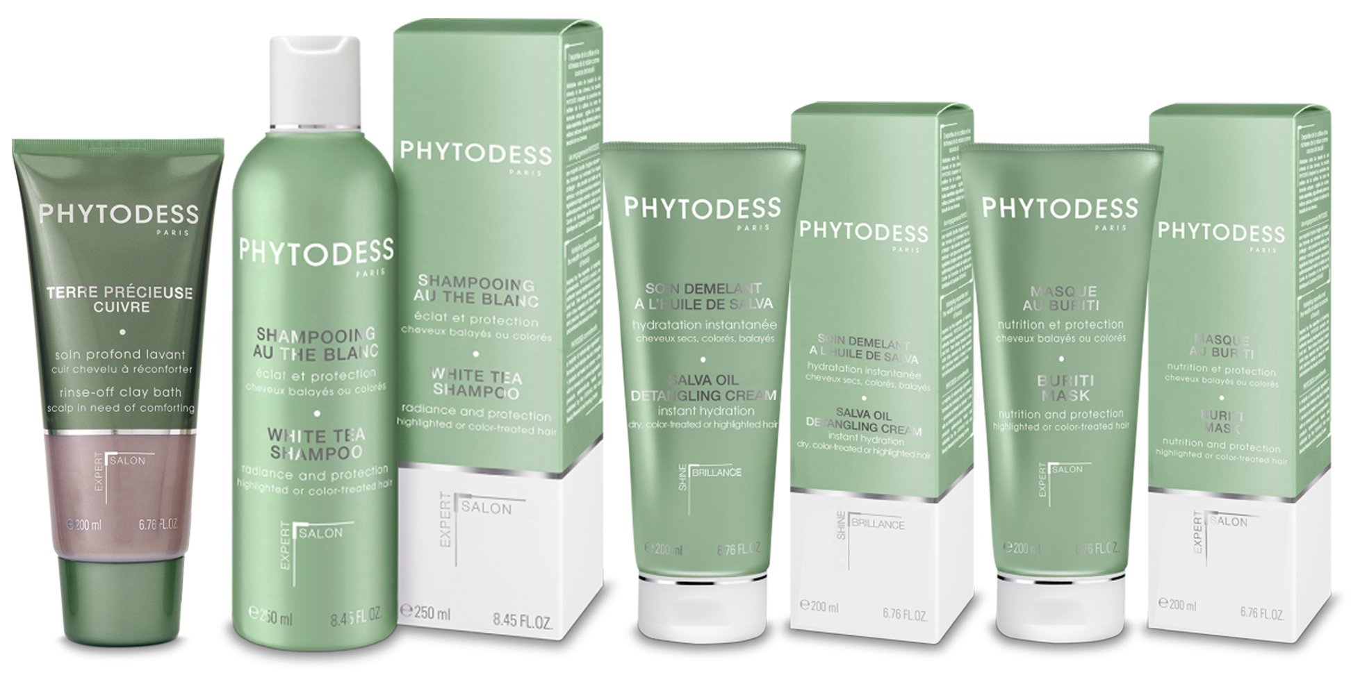 Phytodess Care For Highlighted Or Color Treated Hair Belleza